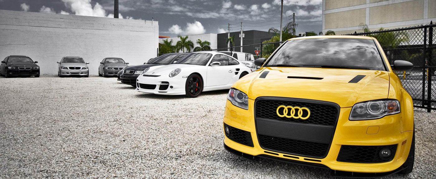 Audi A5 Series
