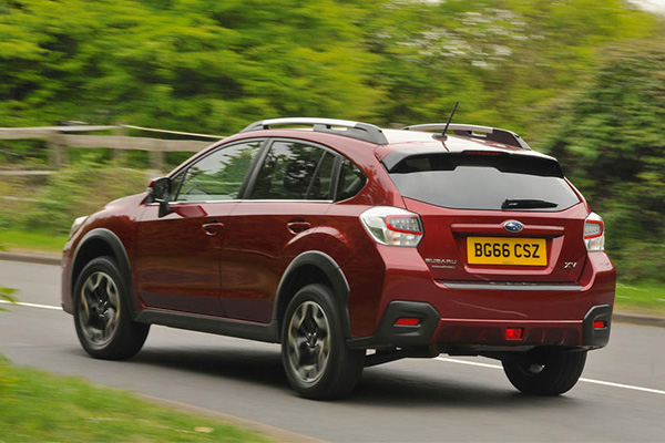 Subaru XV สุดยอดรถครอบครัวจากแดนปลาดิบ
